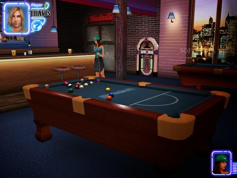 Midnight Pool 3D Game Description