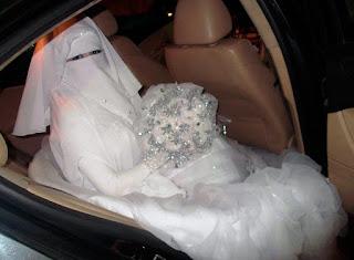 صور عروسة منقبة