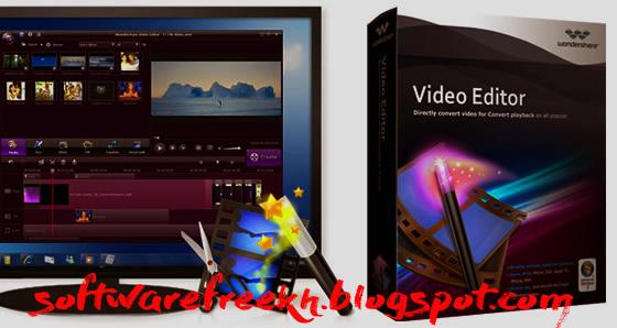 software pc and smart phone: Wondershare Video editor free ...