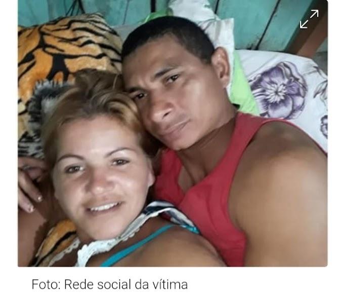 Homem é preso após atear fogo na esposa; veja o video