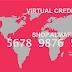 VCC Paypal 2 Tahun - Virtual Credit Card - VCC Untuk Verifikasi Paypal - VCC For Verification Paypal 2 Years