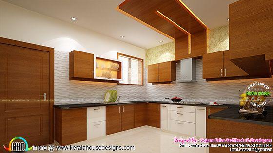 Stunning kitchen interior