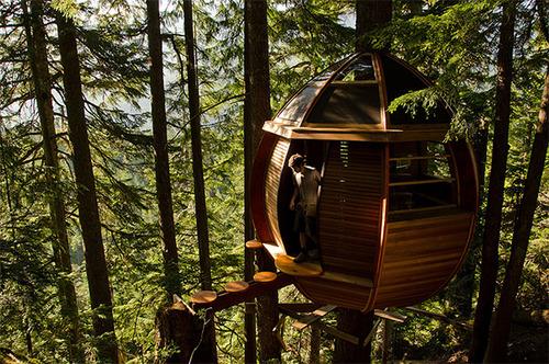 DIY%2BLuxury%2BTree%2BHouses%2B%252813%2529 10 DIY Luxury Tree Houses Interior