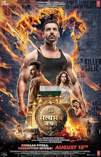 Satyameva Jayate Budget, Screens & Box Office Collection India, Overseas, WorldWide