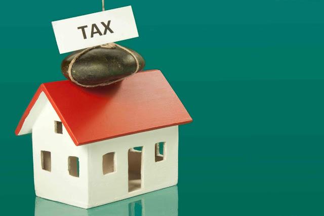 jenis pajak properti
