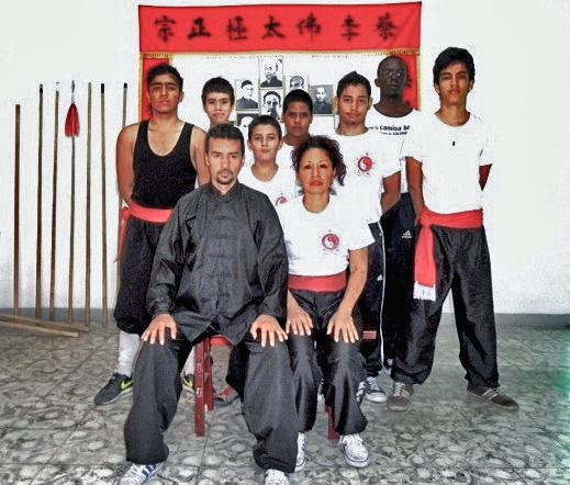 """Escuela de Choy Li Fut y Tai Chi Chuan """"Shaolin Choy Li Fut"""""""