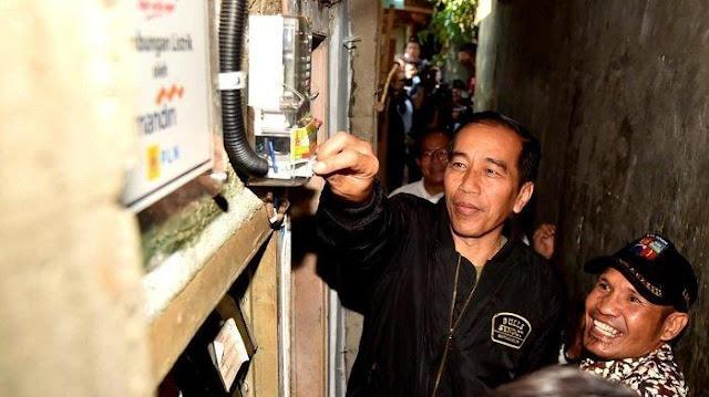 PSI Klaim Ada Andil Jokowi Dibalik Kesuksesan Reuni 212