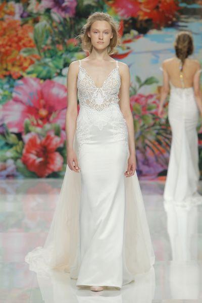 vestidos de novia sencillos civil