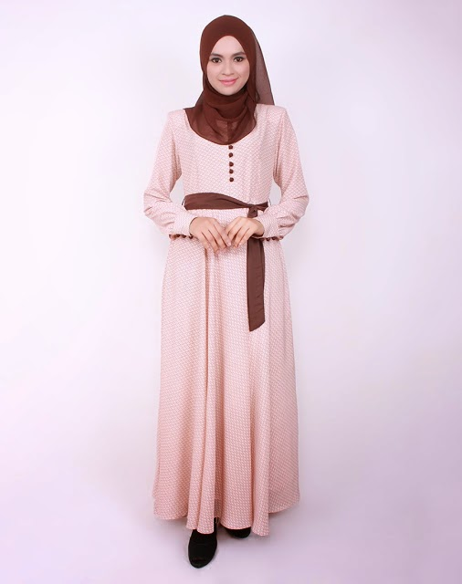 fashion dress muslimah