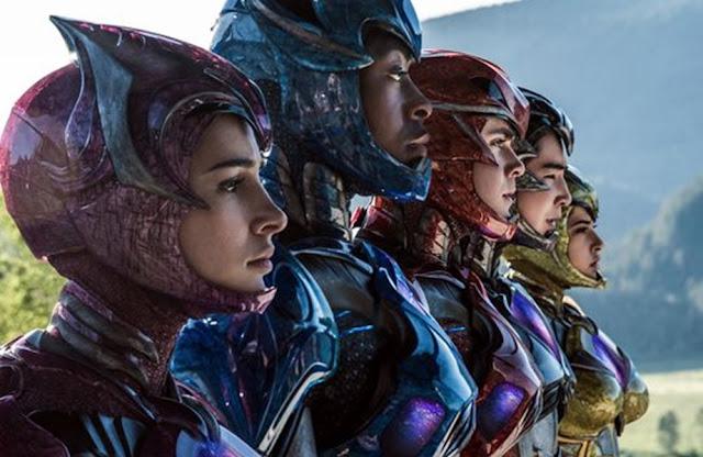 Análise Power Rangers