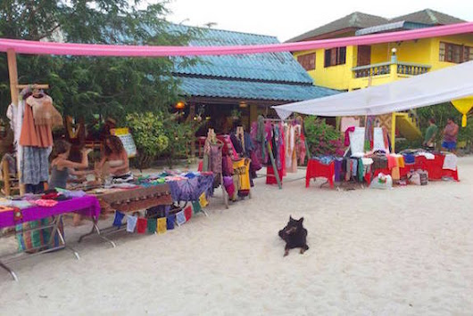 How Bizarre - Koh Phangan Hippy Markets Past and Present