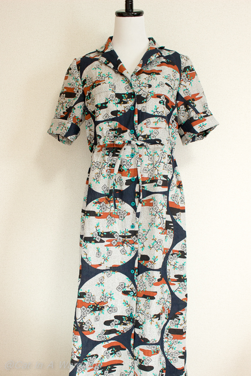0dfeb742e7 Reeta Midi Shirt Dress - Moonlight And Liberty Dress - Cat in a wardrobe
