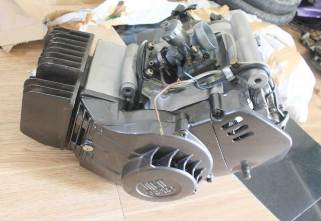 Hướng dẫn lắp ráp động cơ Suzuki Sport (Su xipo)