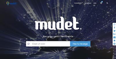 RECARGAS MUDET