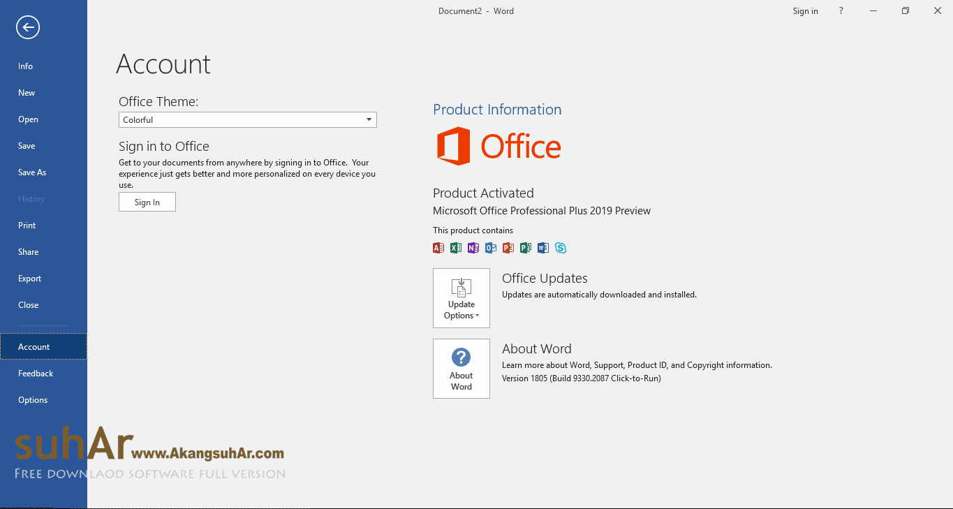 Download Microsoft Office 2019 Professional Plus Serial Number, Microsoft Office 2019 Professional Plus Registration Key