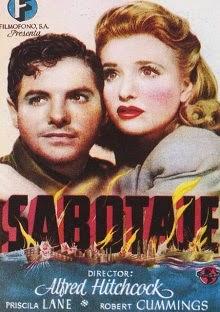 Sabotaje   1942   Saboteur
