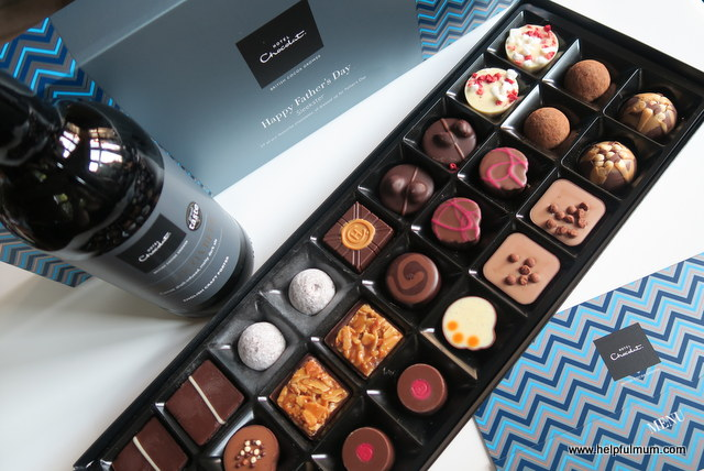 Hotel Chocolat Father's Day treats