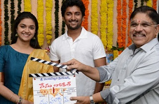 Nenu Local Movie Shoot Begin's - Muhuratam Stills