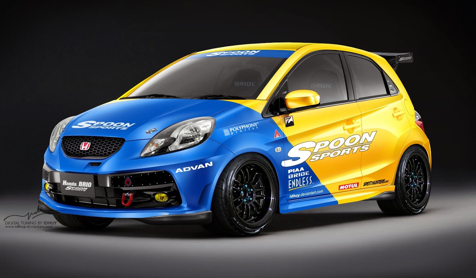 Mobil Honda Brio | R-way Collection