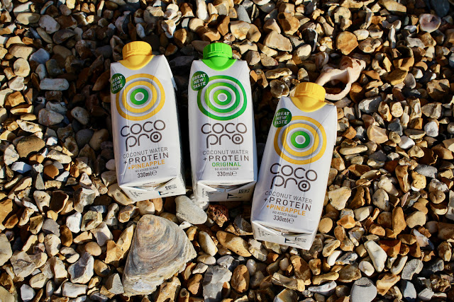 Review - CocoPro Coconut Water Recovery Drink
