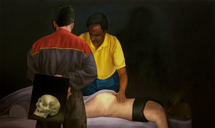 Португальский художник