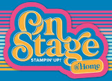 I'm going to Stampin' Up! OnStage@Home