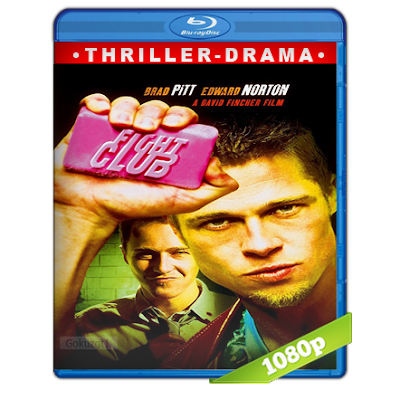 El Club De La Pelea (1999) BRRip Full 1080p Audio Trial Latino-Castellano-Ingles 5.1
