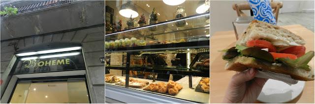 O que e onde comer em Barcelona - Boheme