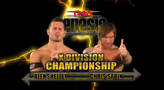 TNA Genesis 2009 - Chris Sabin vs. Alex Shelley