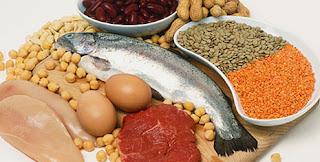manger sain healthy équilibre santé protides