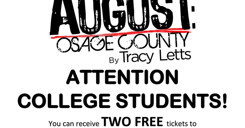 Goodwin College Student News: Local Theater