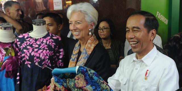 Bantah 'Mulut Celometan' Fadli Zon Soal Penyambutan Pejabat IMF Bak Raja-Diraja Oleh Presiden Jokowi, Telak Johan Budi Jawab Begini....