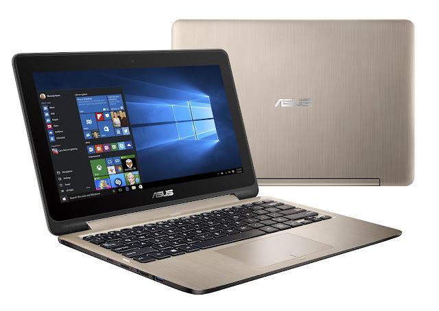 ASUS VivoBook Flip TP201, Lebih Ramping dengan Kinerja Hardware yang Maksimal