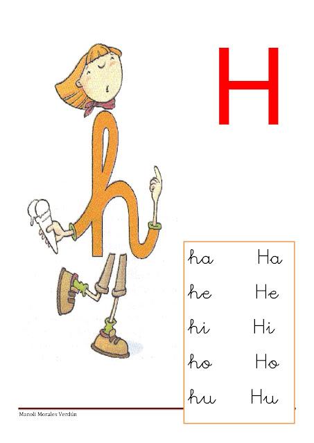 HA HE HI HO HU
