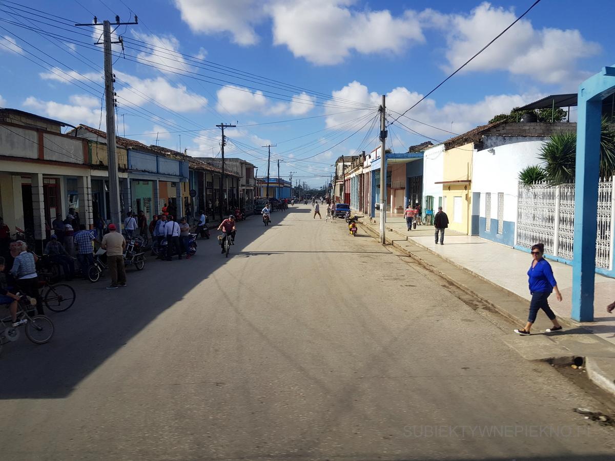 Kuba Sancti Spiritus - prawdziwe życie mieszkańców