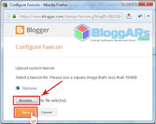 Cara Mengganti Favicon di Blogger