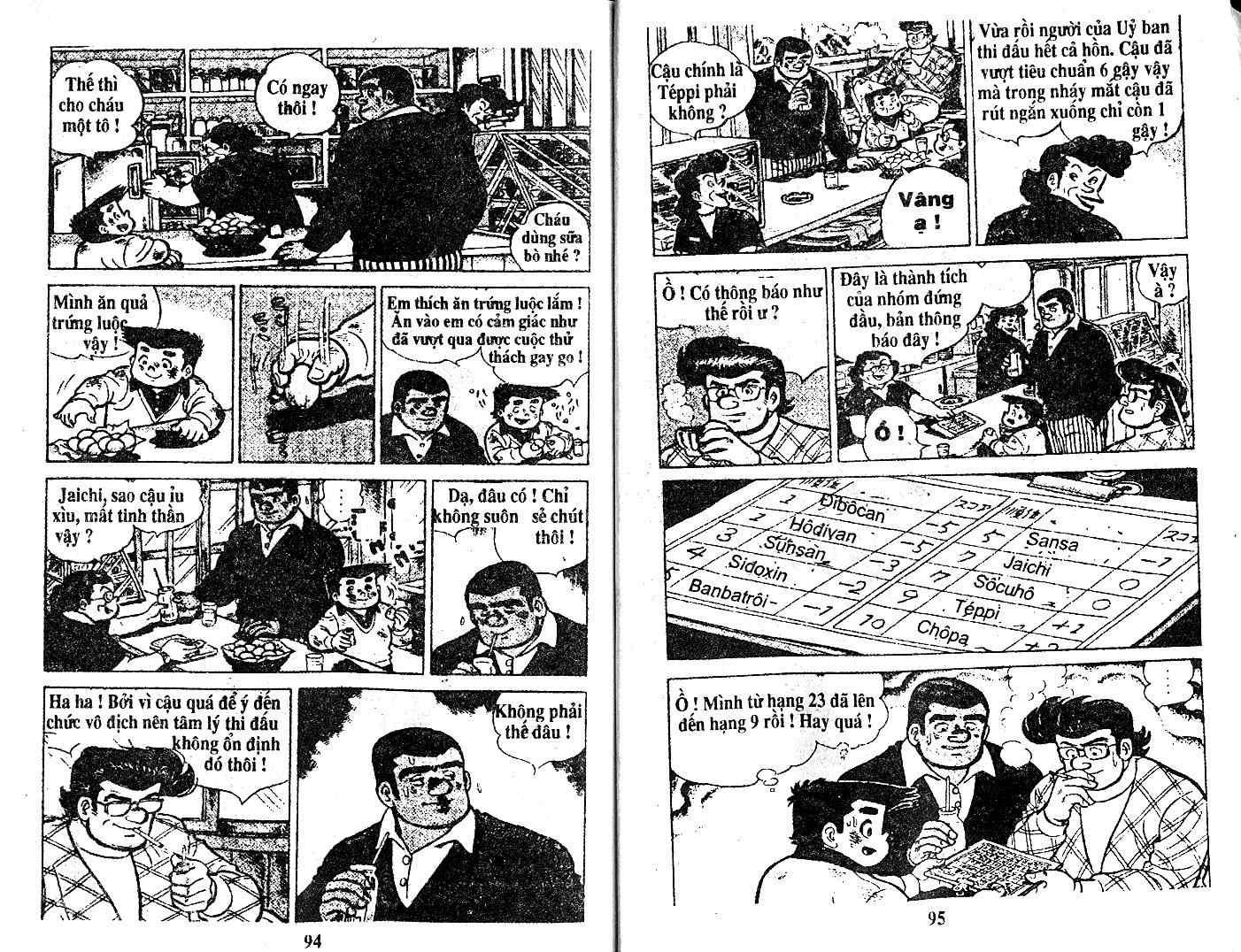 Ashita Tenki ni Naare chapter 18 trang 45