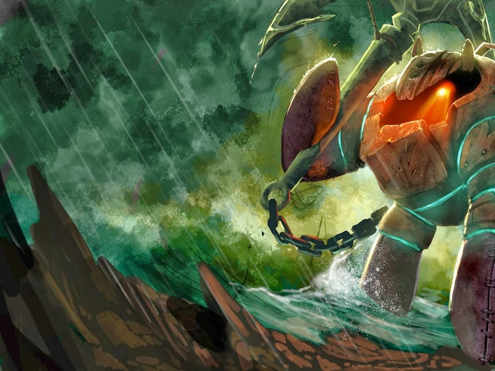 Nautilus league of legends wallpaper nautilus desktop - League desktop backgrounds ...