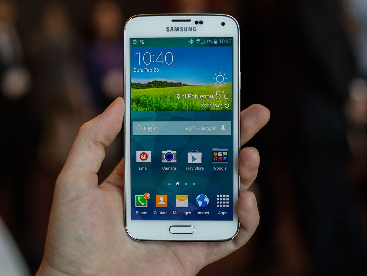 Install Official LineageOS 14 1 on Samsung Galaxy S5(CHINA