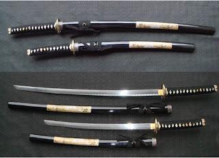 Barang Antik Kuno Samurai
