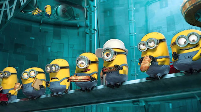 minions wallpaper HD
