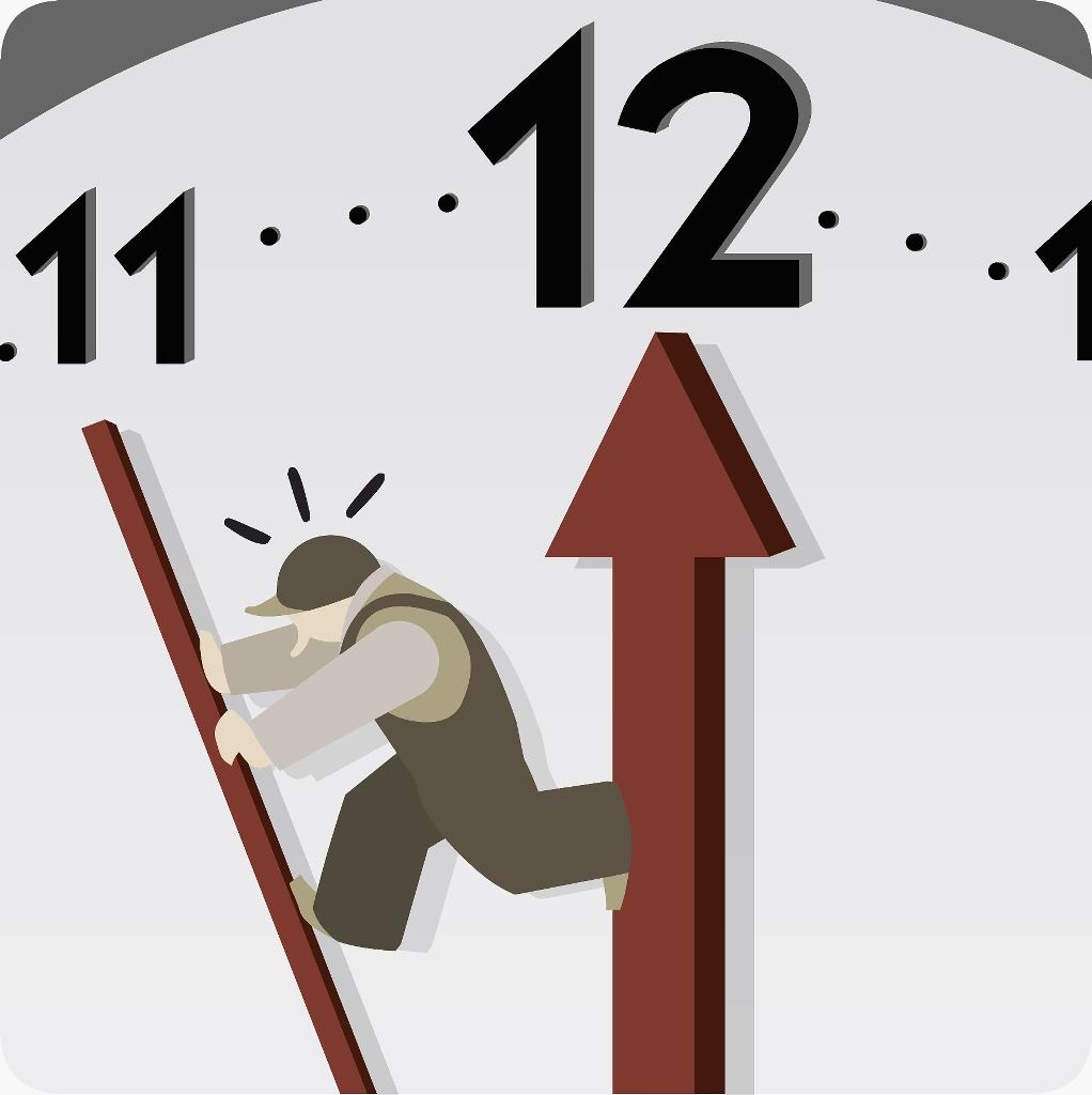 Last Minute Stress