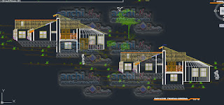 download-autocad-cad-dwg-file-hospedaje-Tec-Andina-country-lodging-adobe