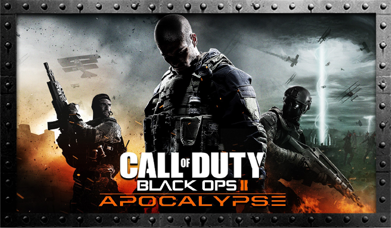 Call of duty : Black Ops2 Apocalypse Map Pack Xbox Ps3 PC Free Download