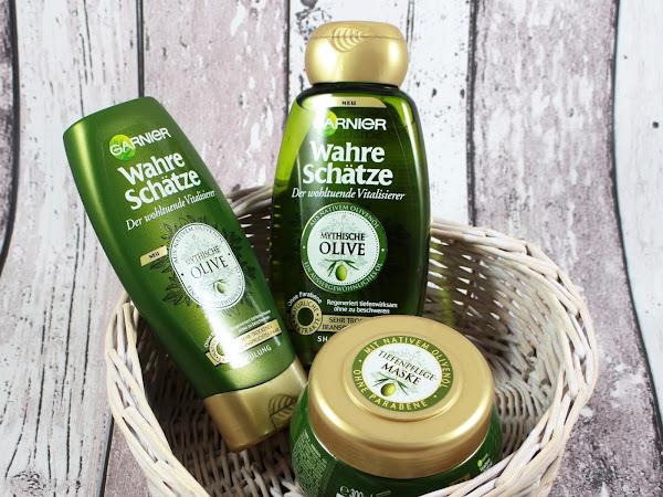 Garnier // Wahre Schätze Mythische Olive
