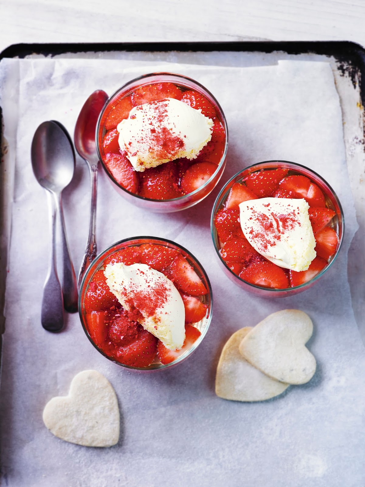 Strawberry And Elderflower Jelly: Afternoon Tea Recipe