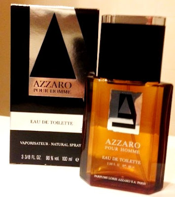 Raiders Of The Lost Scent Azzaro Yesterday And Today Azzaro