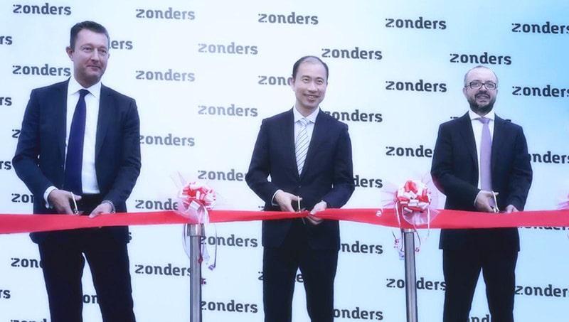 Новый офис Zonders