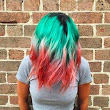 Breaking New Hair Color Trend:The Watermelon hair