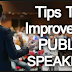 How To Improve Your Public Speaking | Tips For Public Speech